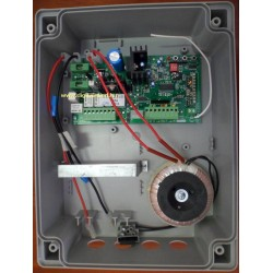 Proteco Q56 kapunyitó vezérlés 12V szárnyaskapuhoz