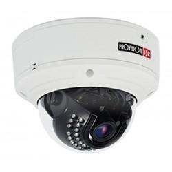 Provision DAI-380IPVF vandálbiztos variofókusz IP IR dome kamera