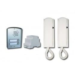 Farfisa KIT2 UPSD 2 lakásos kaputelefon szett