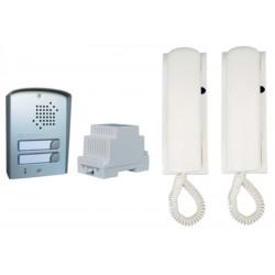 Farfisa KIT2 UPD 2 lakásos kaputelefon szett