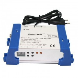 Gecen GC-AV02 RF modulátor