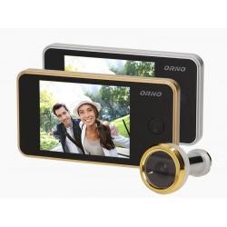 OR-WIZ-1104 videos ajtó kitekintő kamera, montor