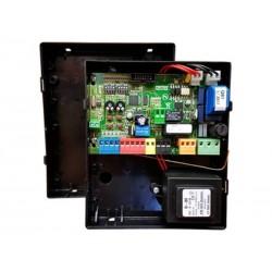 Proteco Q81 S digitális vezérlés toló vagy egyszárnyú kapuhoz