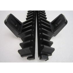 CRV4/300 fémszálas erősítésű műanyag fogasléc