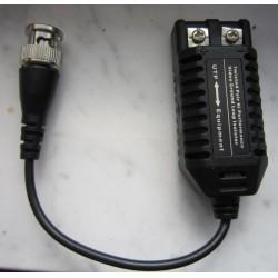 EBTPG-600 földhurok izolátor video balun