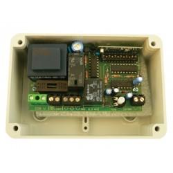 Microcent ablakmozgató és redőnymotor vezérlés