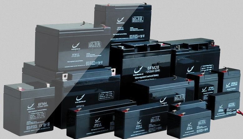 Akkumulátorok, SLA diamec és yuasa biztonságtechnikai akku.
