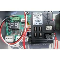 Proteco Q60 A/R control panel