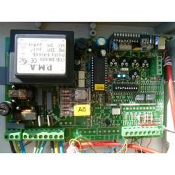 Nice A6  control panel