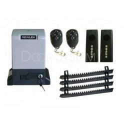 Rewlex SM700 sliding gate set