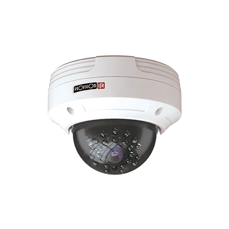 DAI-380IP04 vandal-proof MegaPixel IP camera