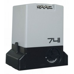 FAAC 741E Z16 Sliding gate motor with control board