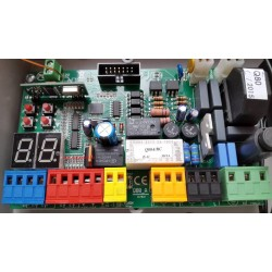 Proteco Q80 A control panel