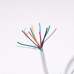 12x0,22mm biztonságtechnikai kábel