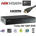 DS-7204HGHI-SH/A 4 csatornás HD-TVI videorögzítő