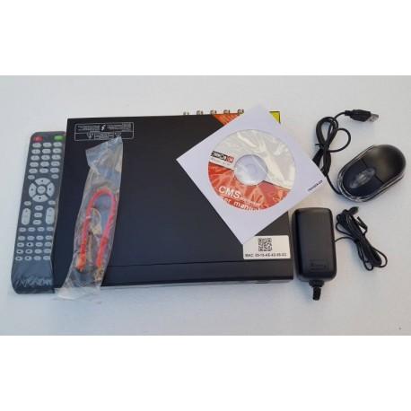 Provision SA-8200AHD-2L (MM) 8 csatornás AHD hibrid videorögzítő