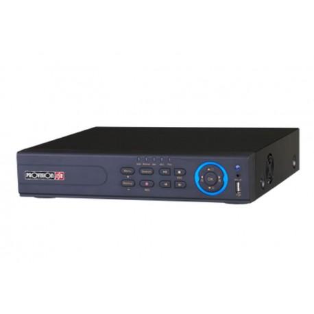 Provision NVR-8200 8 csatornás IP videorögzítő
