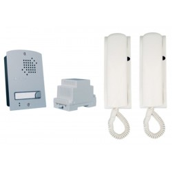 KIT2 UP door-phone set
