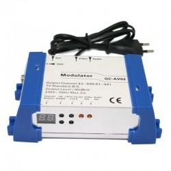 GC-AV02 RF modulator
