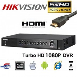 DS-7208HQHI-SH/A 8 channel HD-TVI videorecorder