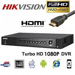 DS-7208HQHI-SH/A 8+2 csatornás HD-TVI videorögzítő