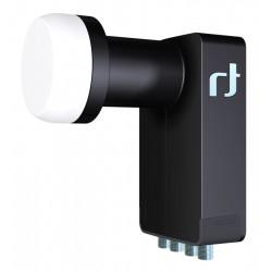 Inverto Black Ultra Quad prémium műholdvevő fej