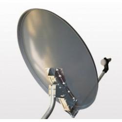 D90 MESH satellite dish