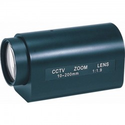 HF10200Z 10-200mm motorized zoom lens