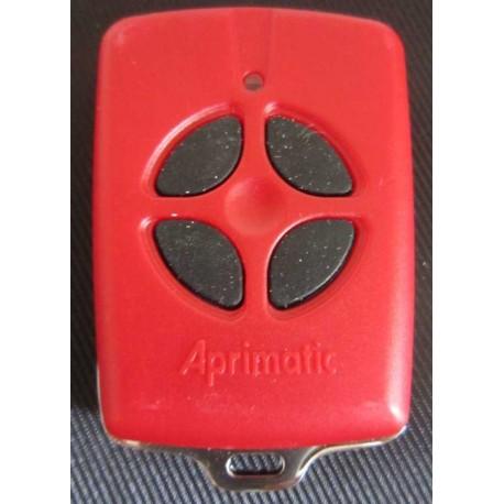 Aprimatic TM4 4 csatornás ugrókódos távirányító