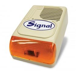 Signal PS-128AL-7 kültéri hang és fényjelző