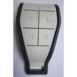 Key Play napellenzőre tehető tanítható távirányító