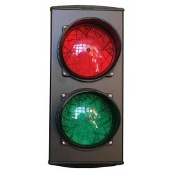 Apollo traffic lights for gates