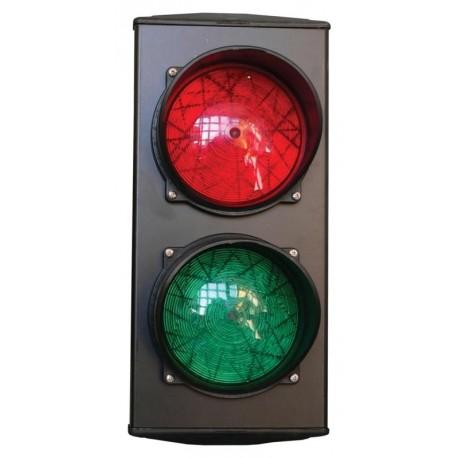 Apollo traffic lights for gates