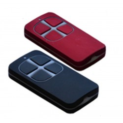 Glad self learning remote control key fob. FiX code 433,92MHz