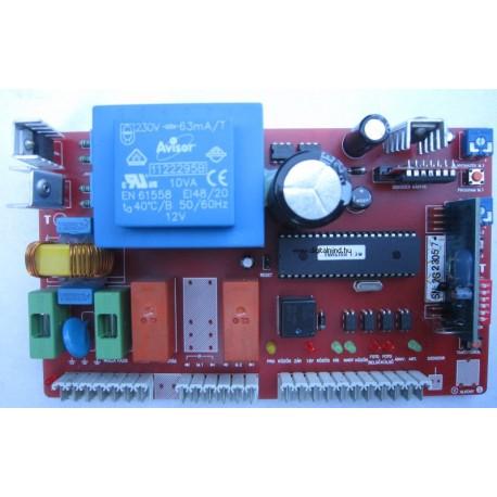 Twister 230 control board user manual 2005