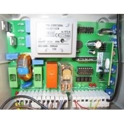 Twist 230 vezérlés műszaki útmutató 2009-2011