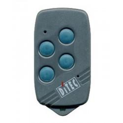 Ditec BIXLG4 4 kanal handsender