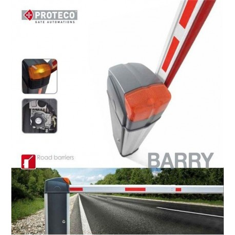 Proteco Barry road barrier kit