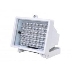 QH - IR 60 inframegvilágító reflektor