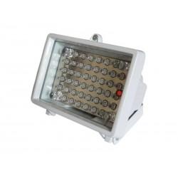 QH - IR 30 inframegvilágító reflektor