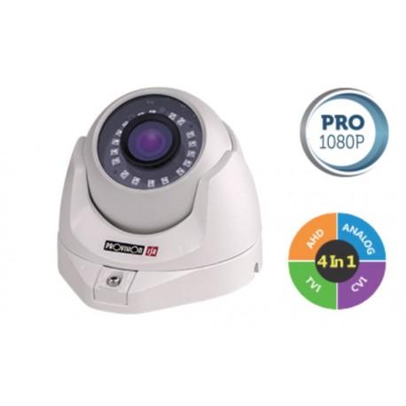 Provision I1-390AHD28+ 2Mpx kültéri infra dome kamera