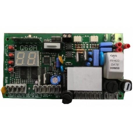 Proteco Q56 gate controller user manual
