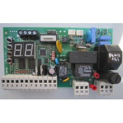 Proteco Q60S sliding gate controller user manual