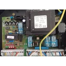 Proteco Q32 vezérlés műszaki útmutató