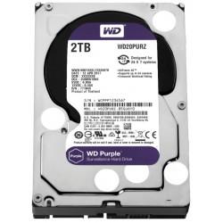 WD20 PURZ 2 TB SATA HDD