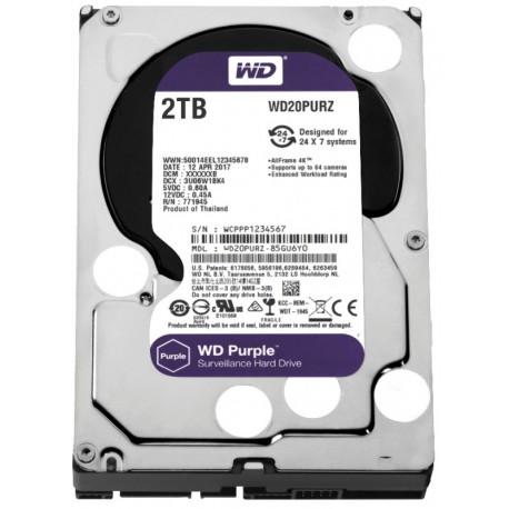 WD10 PURZ 1 TB SATA HDD