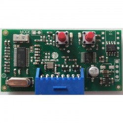 H93/RX22A/I radio receiver to Roger control panel