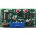 Roger H93/RX22A/I steckbare Empfänger- und Decodierplatine