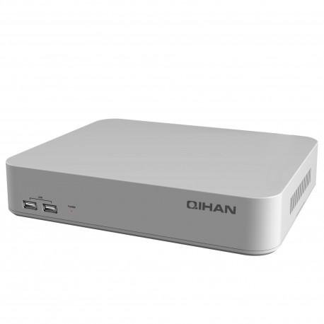 QH-N1004A-H 4 csatornás IP videorögzítő