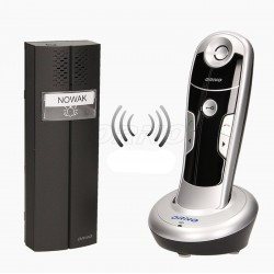 Wireless single family doorphone, TECTUM OR-DOM-CL-909